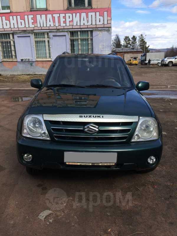 Suzuki Grand Vitara, 2004 год, 550 000 руб.