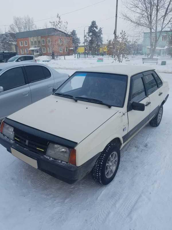 Лада 21099, 1994 год, 65 000 руб.