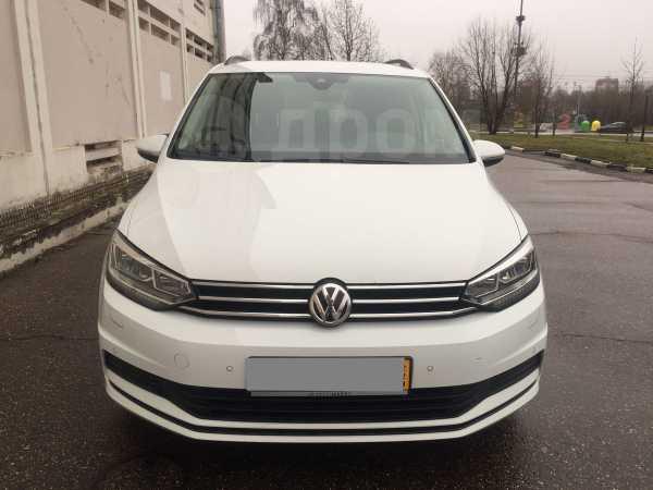 Volkswagen Touran, 2016 год, 1 299 000 руб.
