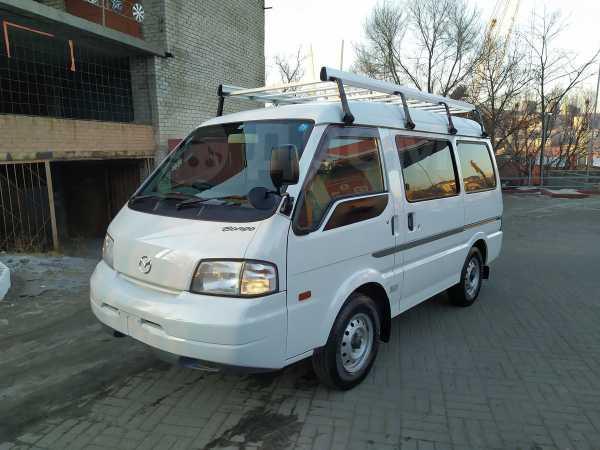 Mazda Bongo, 2013 год, 685 000 руб.