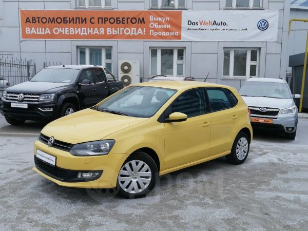 Volkswagen Polo, 2009 год, 397 300 руб.