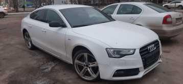 Липецк Audi A5 2011