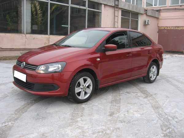 Volkswagen Polo, 2012 год, 427 000 руб.