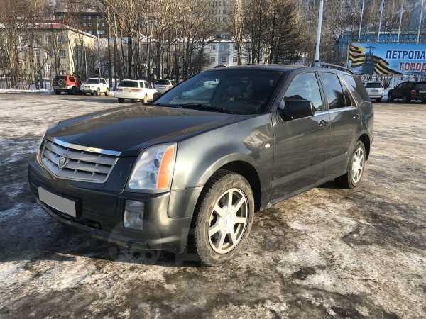 Cadillac SRX, 2005 год, 350 000 руб.