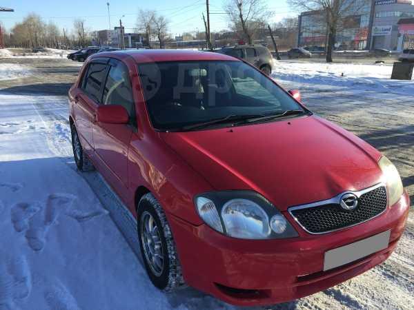 Toyota Corolla Runx, 2001 год, 275 000 руб.