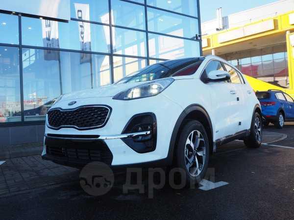 Kia Sportage, 2019 год, 1 569 900 руб.