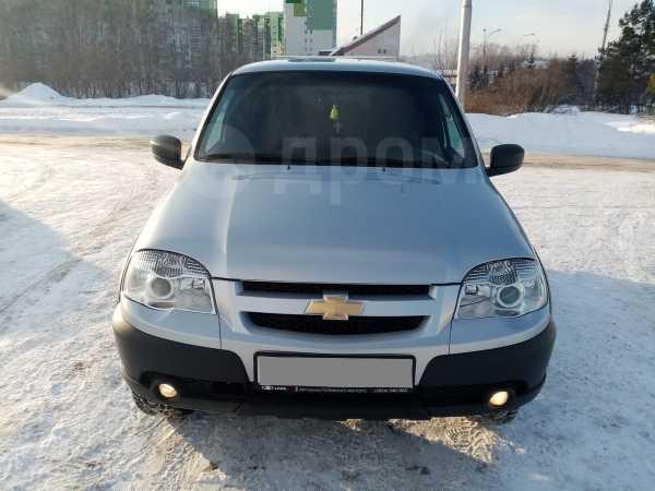 Chevrolet Niva, 2017 год, 470 000 руб.