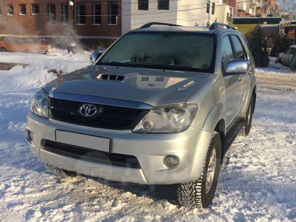 Toyota Fortuner, 2007 год, 999 999 руб.