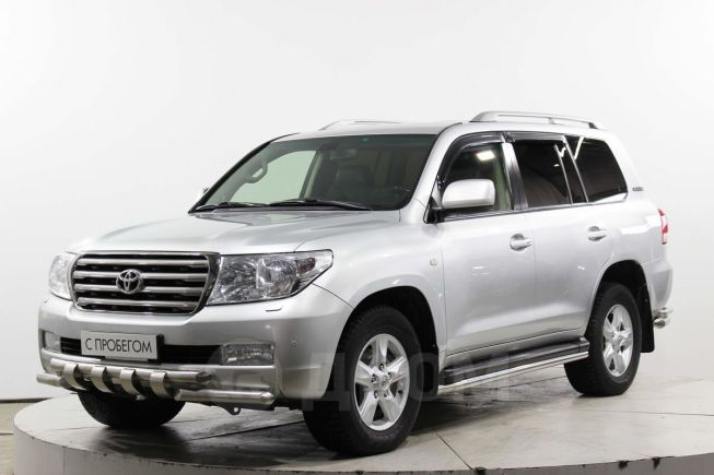 Toyota Land Cruiser, 2011 год, 1 650 000 руб.