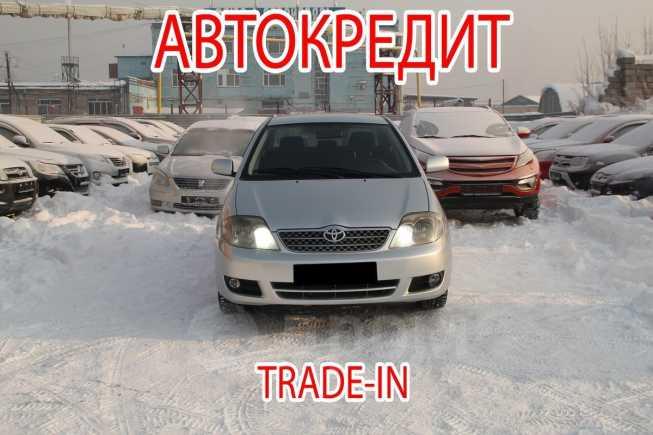 Toyota Corolla, 2005 год, 369 000 руб.