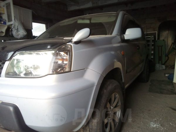 Nissan X-Trail, 2002 год, 485 000 руб.