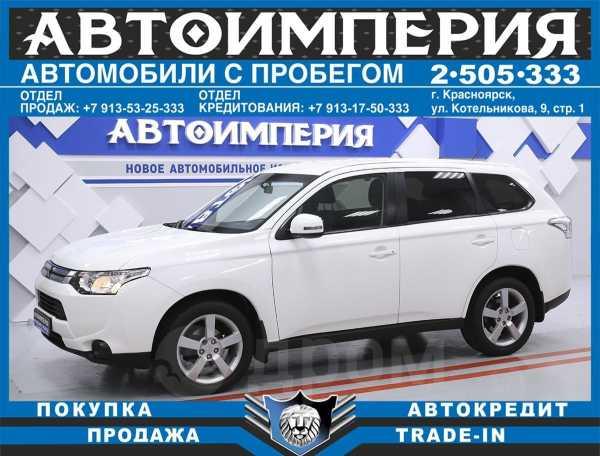 Mitsubishi Outlander, 2013 год, 798 000 руб.