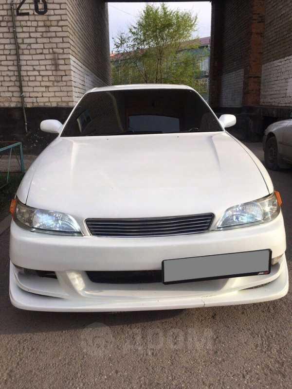 Toyota Mark II, 1992 год, 240 000 руб.