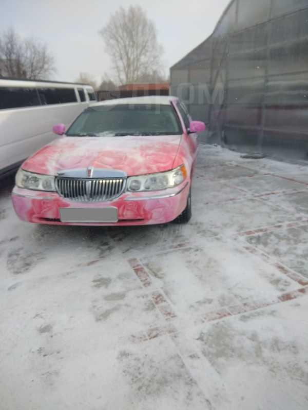 Lincoln Town Car, 1998 год, 650 000 руб.