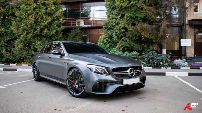 Mercedes-Benz E-Class, 2018 год, 7 300 000 руб.