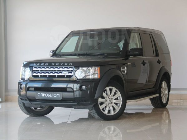Land Rover Discovery, 2013 год, 1 570 000 руб.