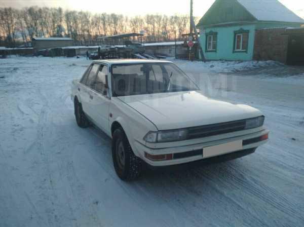 Nissan Stanza, 1987 год, 40 000 руб.