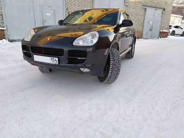 Porsche Cayenne, 2005 год, 725 000 руб.