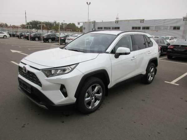 Toyota RAV4, 2019 год, 2 130 000 руб.