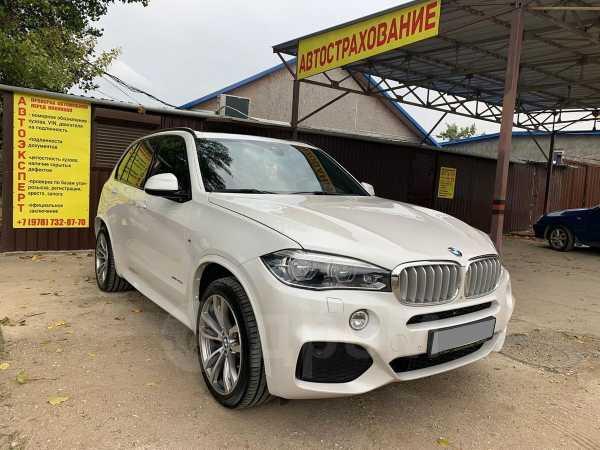 BMW X5, 2016 год, 2 580 000 руб.