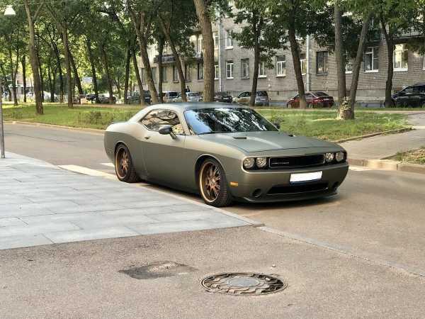 Dodge Challenger, 2013 год, 1 790 000 руб.