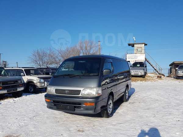 Toyota Hiace, 1995 год, 498 000 руб.