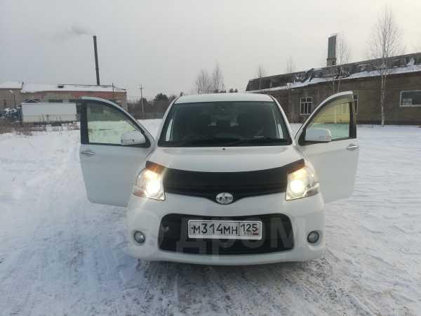 Toyota Sienta, 2012 год, 505 000 руб.