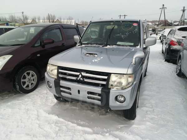 Mitsubishi Pajero Mini, 2008 год, 409 000 руб.