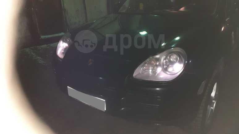Porsche Cayenne, 2003 год, 450 000 руб.