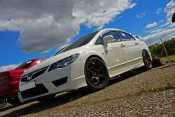 Барнаул Civic Type R 2010