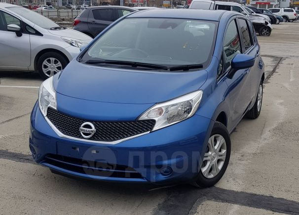 Nissan Note, 2015 год, 583 000 руб.