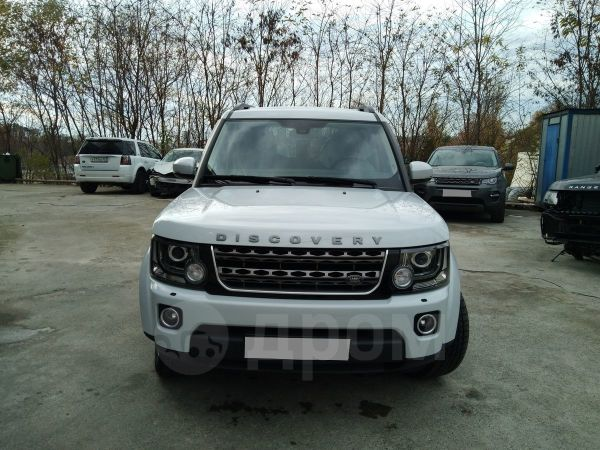 Land Rover Discovery, 2016 год, 2 900 000 руб.