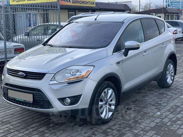 Ford Kuga, 2008 год, 585 000 руб.