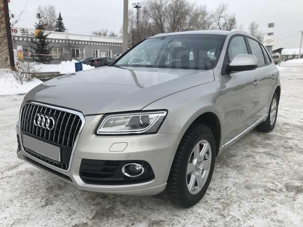 Audi Q5, 2012 год, 1 135 000 руб.