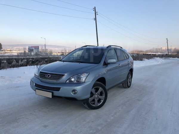 Lexus RX400h, 2008 год, 1 160 000 руб.