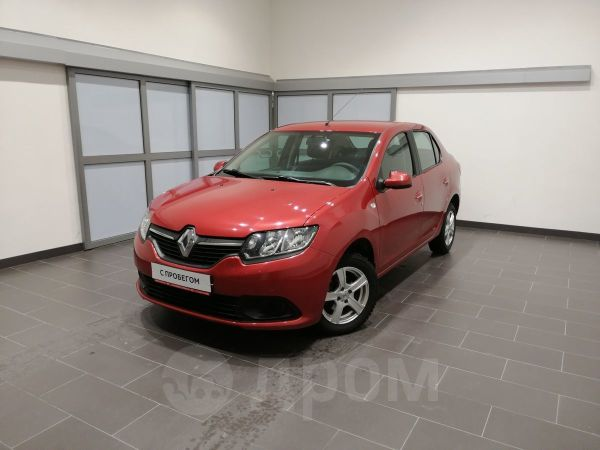 Renault Logan, 2017 год, 530 000 руб.