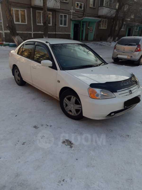 Honda Civic Ferio, 2002 год, 270 000 руб.