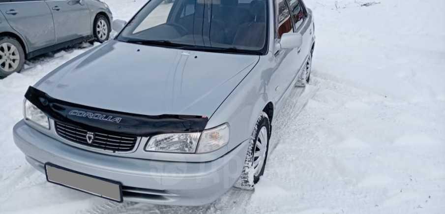 Toyota Corolla, 2000 год, 248 000 руб.