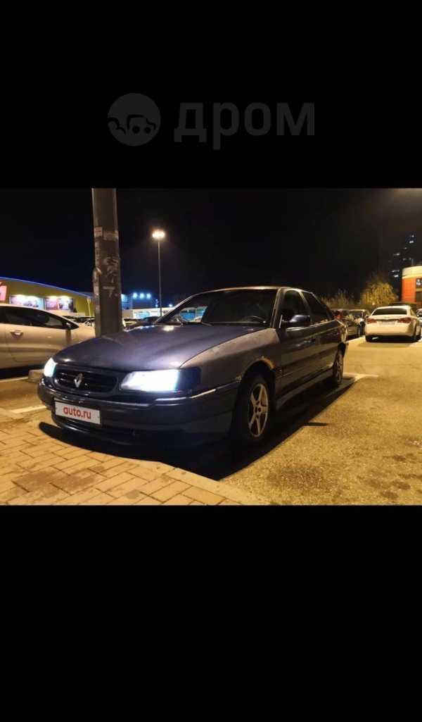 Renault Safrane, 1998 год, 120 000 руб.