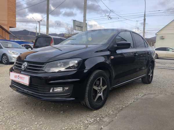Volkswagen Polo, 2017 год, 617 000 руб.