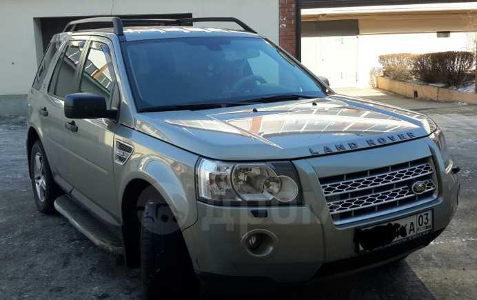 Land Rover Freelander, 2010 год, 740 000 руб.