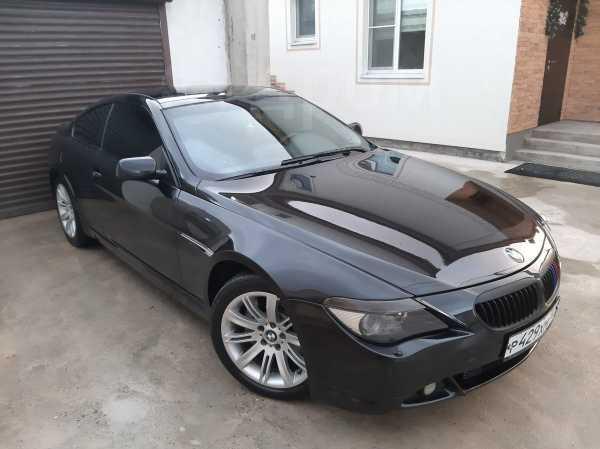 BMW 6-Series, 2004 год, 597 000 руб.