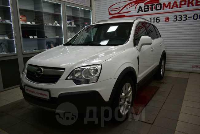 Opel Antara, 2011 год, 595 000 руб.