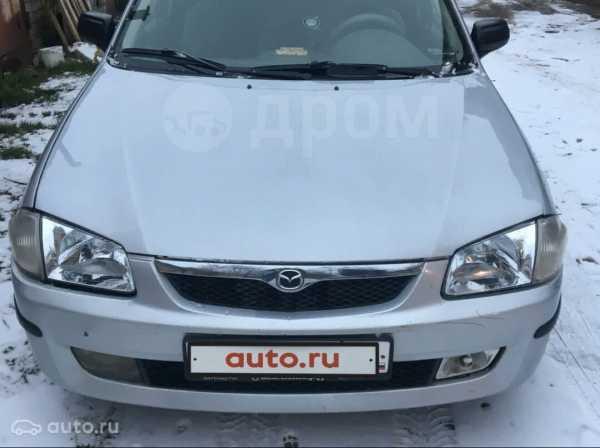 Mazda 323F, 1998 год, 200 000 руб.