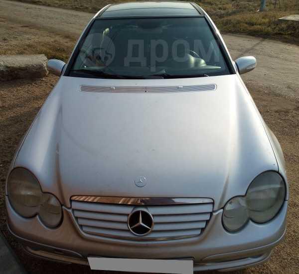 Mercedes-Benz C-Class, 2002 год, 299 999 руб.
