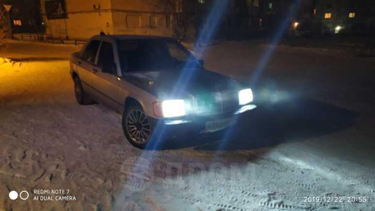 Mercedes-Benz 190, 1988 год, 100 000 руб.