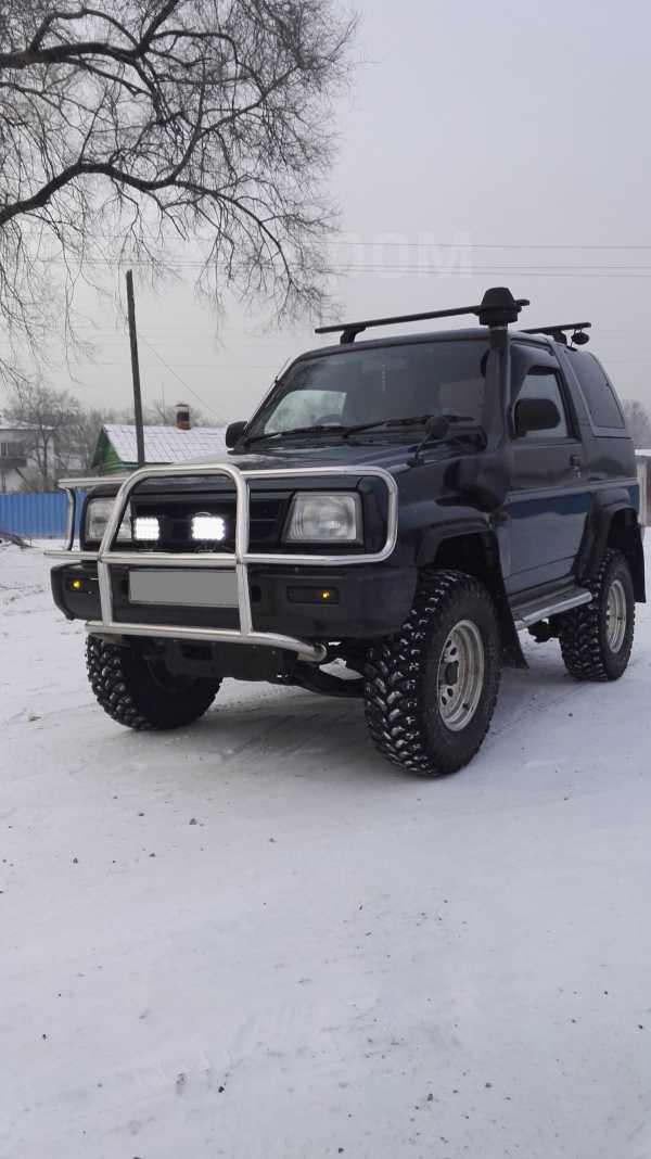 Daihatsu Rocky, 1996 год, 460 000 руб.
