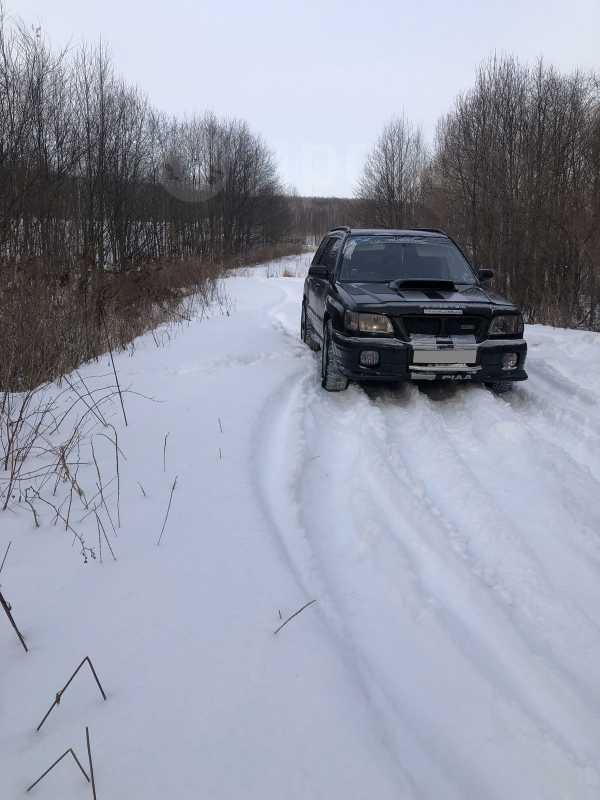Subaru Forester, 2001 год, 325 000 руб.
