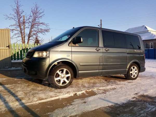 Volkswagen Multivan, 2008 год, 1 050 000 руб.