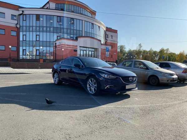 Mazda Mazda6, 2013 год, 999 000 руб.